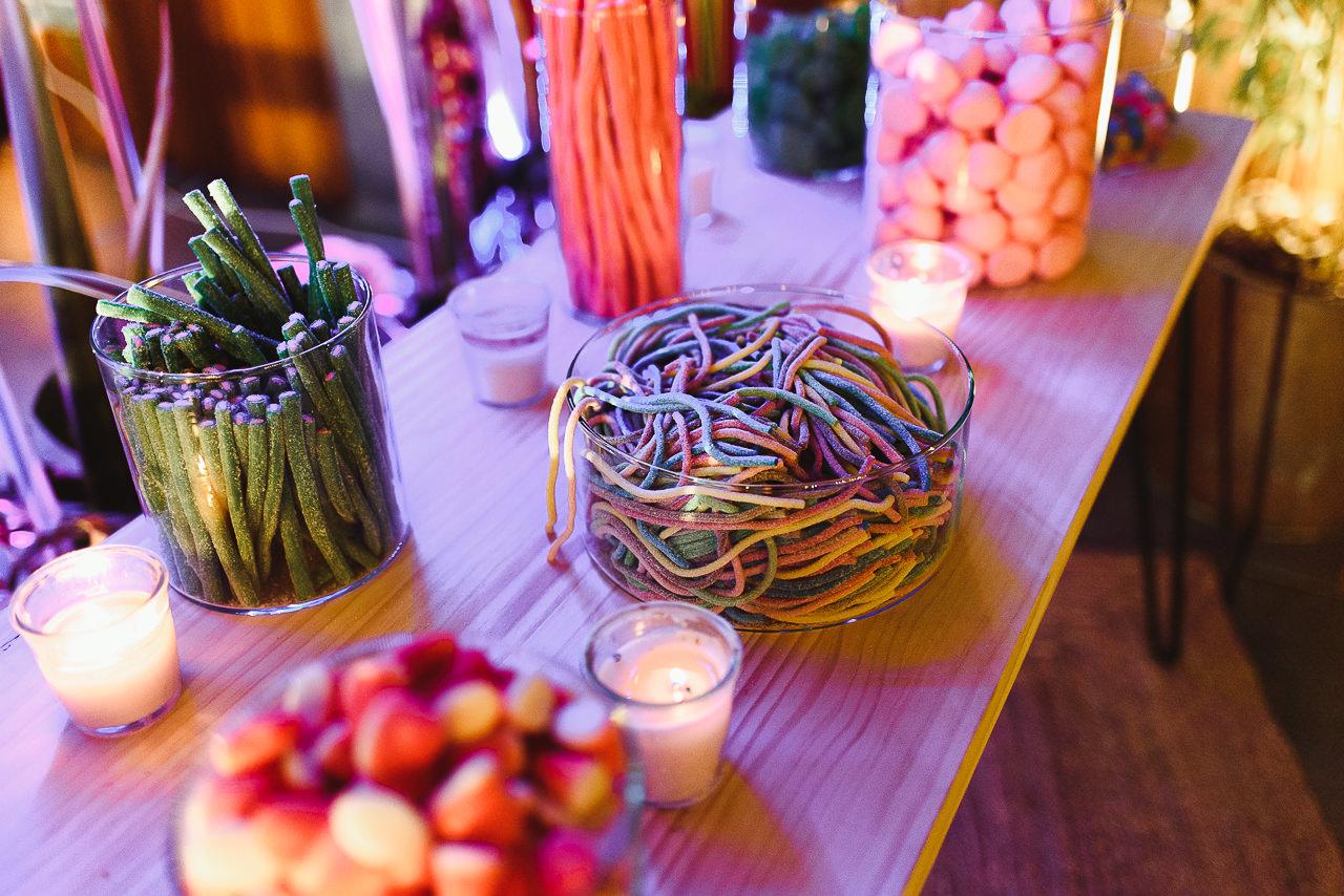 Candy Bar Boda Madrid