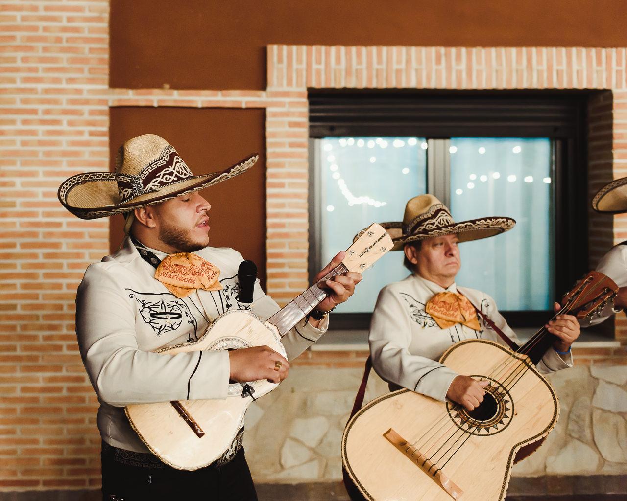Boda Mexicana Toledo