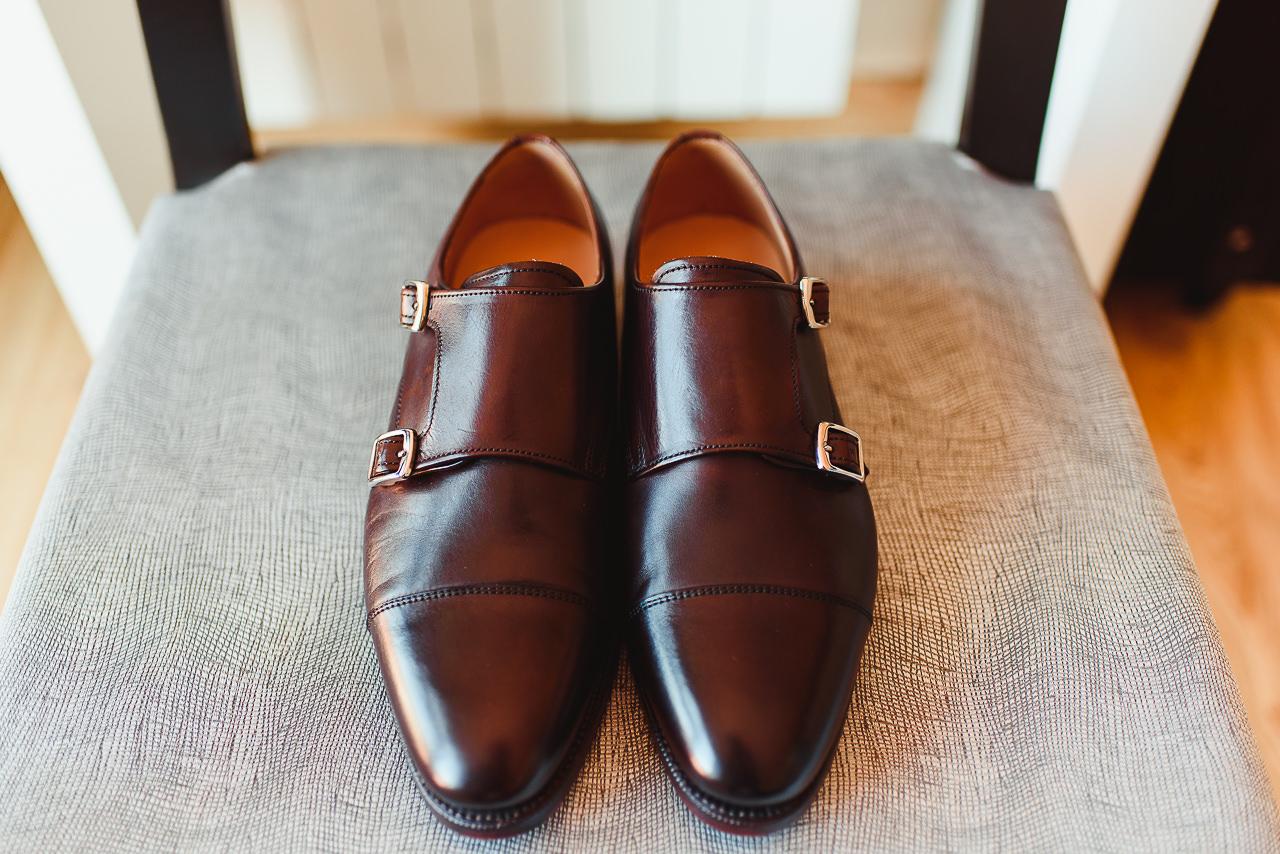 Zapatos De Boda Hombre