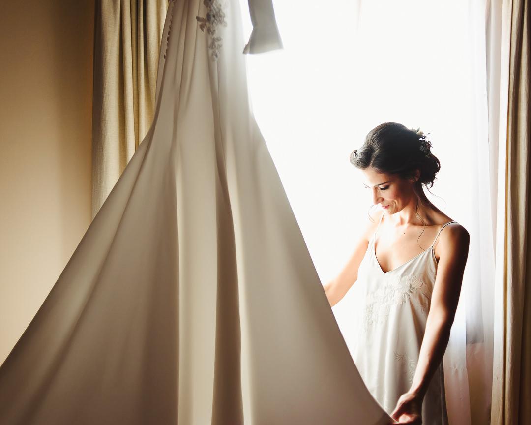 Vestido De Novia Segovia